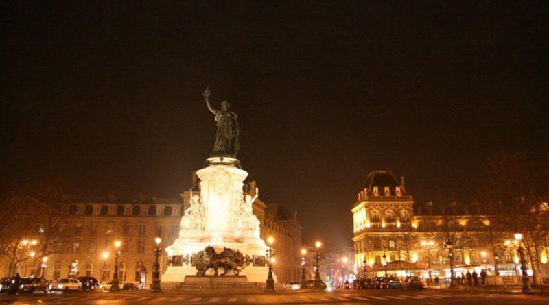 notte bianca a parigi