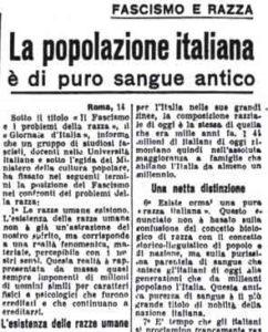 razza italiana