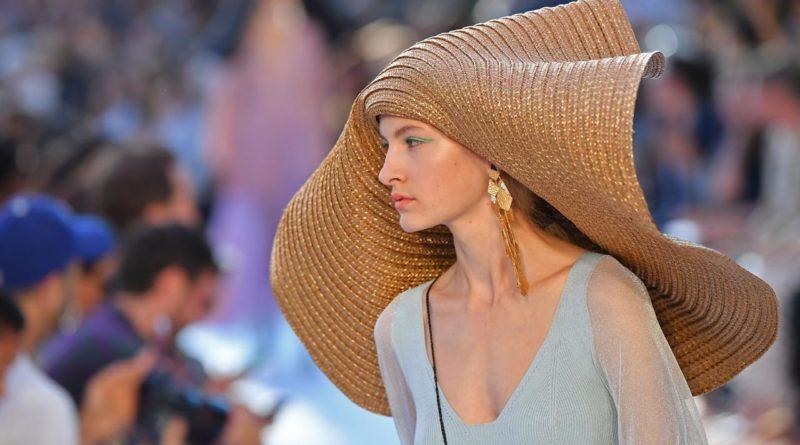 missoni cappello di paglia