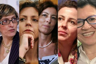 ministri donne
